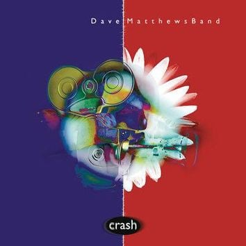 Dave Matthews Band -Crash 2LP 20th Anniversary 180g Vinyl DL NEW