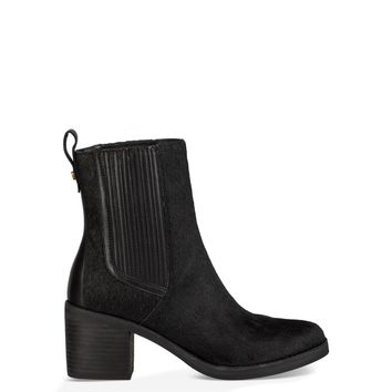 UGG Women's Camden Exotic Chelsea Boot | Exotic Black