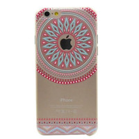 pink lace floral iphone 6 6s plus case cover gift 39