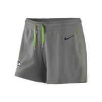 The Nike Wildcard Jersey (NFL Seahawks) Women's Shorts.