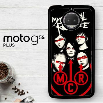 My Chemical Romance C0351  Motorola Moto G5S Plus Case