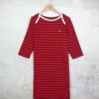 Fred Perry - Boat Neck Breton Dress