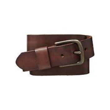Vintage leather belt | Gap