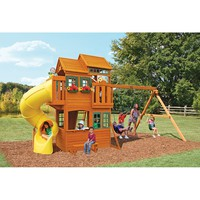 Big Backyard Grand Valley Retreat Swing Set