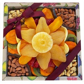 Gift Platter Dried Fruits & Nuts