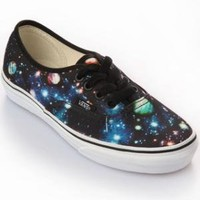 Vans Authentic Space Time Sneakers - Space Print - Punk.com