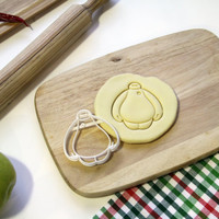 Big Hero 6 Cookie Cutter Baymax Cookie Cutter Cupcake topper Fondant Gingerbread Cutters - Made from Eco Friendly Material