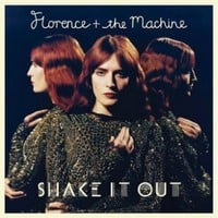 Florence & The Machine: Shake it Out (Weekend Remix, Record Store Day) 7""