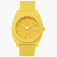 Nixon Time Teller P Watch Yellow One Size For Men 25996660001