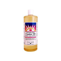 Heritage Products Castor Oil Hexane Free - 32 fl oz