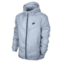 Nike Windrunner Packable Men's Jacket - Summit White