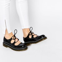 ASOS MAISIE Lace Up Flat Shoes at asos.com