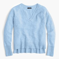 Women's V-Neck Sweater In Supersoft Yarn - Women's Sweaters | J.Crew