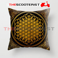 "BMTH Sempiternal - Pillow Cover 18"" x 18"" - One Side"