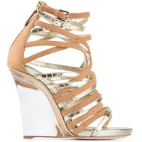 Dsquared2 Transparent Heel Sandals - Capsule By Eso - Farfetch.com