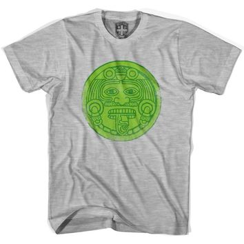 Mexico Mayan Face T-shirt