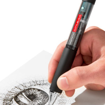 DotsPen: An electric drawing pen that lets you create dot-based artwork.