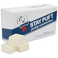 ThinkGeek :: Stay Puft Caffeinated Gourmet Marshmallows