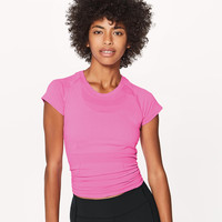 Swiftly Tech Short Sleeve Crew | Women's Short Sleeve Running Tops | lululemon athletica