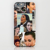 Kim K iPhone & iPod Case by Fangirling