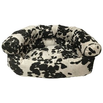 Animal Print Luxury Sofa Bed