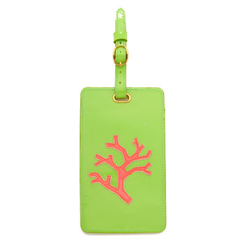 LoloBag - Luggage Tag / Watermelon Coral
