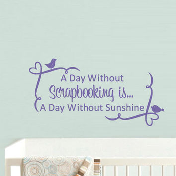 rvz929 Wall Vinyl Sticker Bedroom Decal Words Sign Quote Sunshine Kids Nursery
