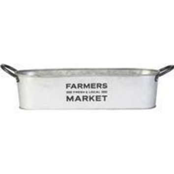 Panacea Products - Small Farmer's Market Oval Planter