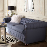 """Old Hickory Tannery - """"Trixie"""" Sofa - Horchow"""