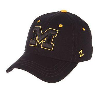 timeless design 36159 252c4 Licensed Michigan Wolverines Official NCAA Black Element X-Large