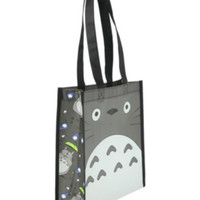 Studio Ghibli My Neighbor Totoro Face Small Shopper Tote