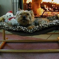 Country Hammock Small Dog Bed