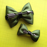Green Arrow Inspired Bow