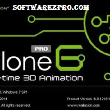 Reallusion iClone Pro 6.4 Crack Incl License Key Download