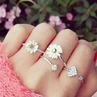 Little Daisy temperament ring