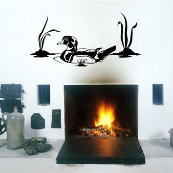Duck Hunting Wall Decals Mural Home Decor Vinyl Stickers Decorate Your Bedroom Man Cave Nursery