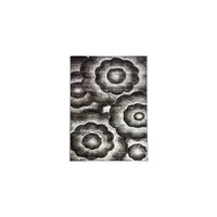 Well Woven Melody Bouquet Floral Grey Area Rug