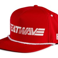 Hydroplane SnapBack hat RED