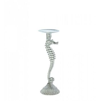 Skinny Seahorse Candle Holder