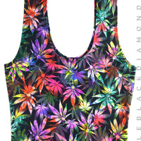 Northern Lights Sativa Crop Tank