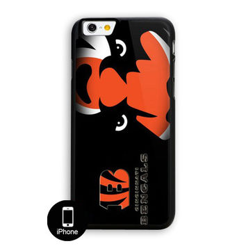 Nfl Bengals American Football Team Logo iPhone 6 Plus Case