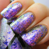 Fantasia - Shifting Glass Flakie Polish