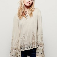Free People Womens Aphrodite Top