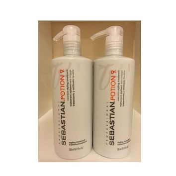 Sebastian Potion 9 Wearable-Styling Treatment 16.9 fl oz Pack of 2