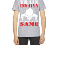 Train Insaiyan Remain Same - Youth T-shirt