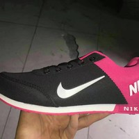 """""""Nike"""" Women Sport Casual Multicolor Plate Shoes Sneakers Running Shoes"""