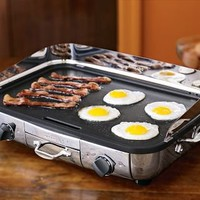 All-Clad Electric Griddle   Williams-Sonoma