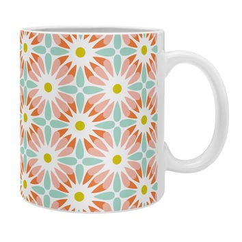 Heather Dutton Crazy Daisy Sorbet Coffee Mug