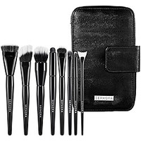 Sephora: SEPHORA COLLECTION : Dual Action Brush Set : brush-sets-makeup-brushes-applicators-tools-accessories