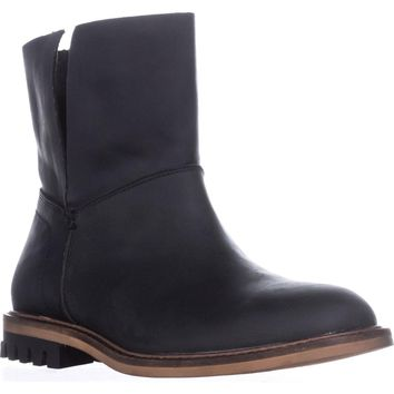 Kelsi Dagger Brooklyn Borough Ankle Booties, Black, 6.5 US